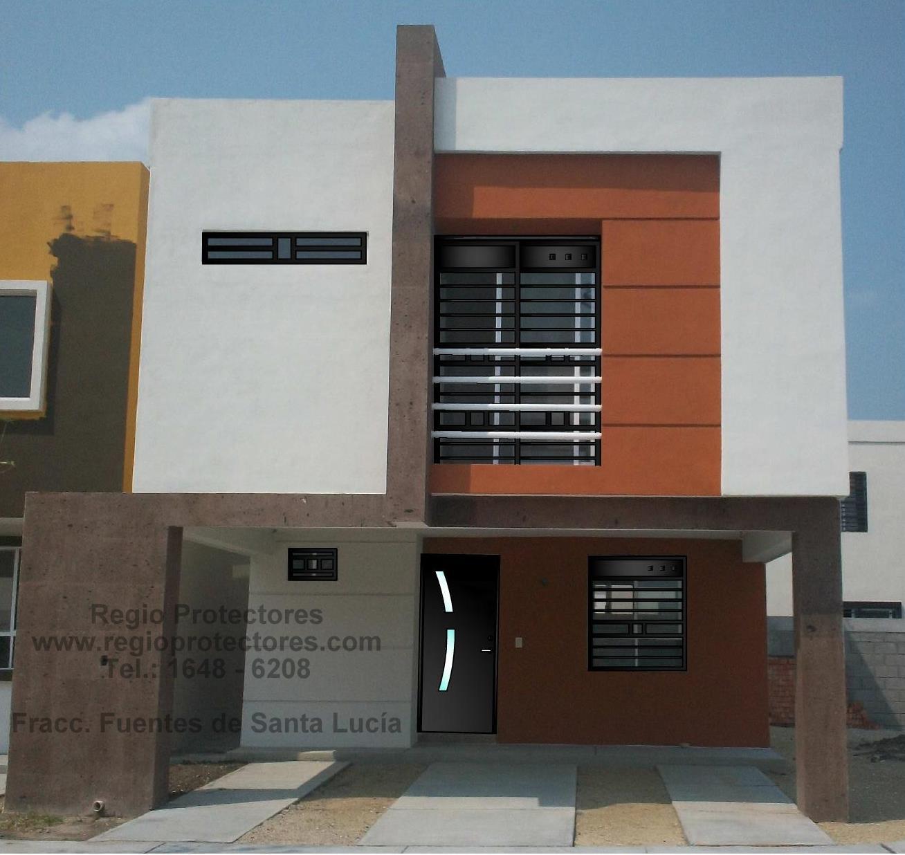 Protectores para ventanas y Puertas, Fracc. Fuentes de Santa Lucía