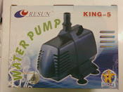 WATERPUMP RESUN KING-5
