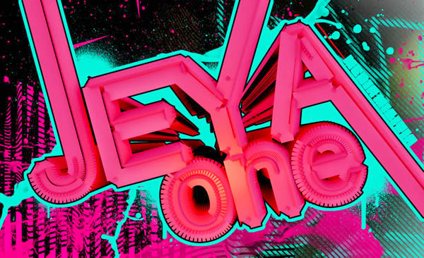Create Amazing 3D Type