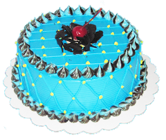 Bread & Butter's Bluest Cake!