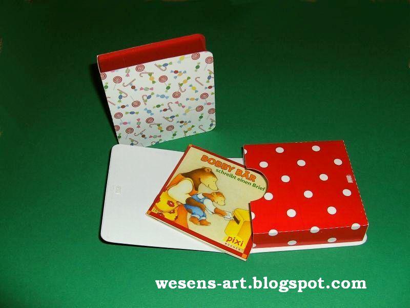 wesens art mini buch box mini book box. Black Bedroom Furniture Sets. Home Design Ideas