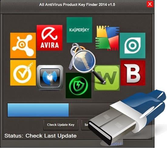 All AntiVirus Product Key Finder 2014 CRACK FREE DOWNLOAD