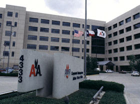American Airlines headquarters