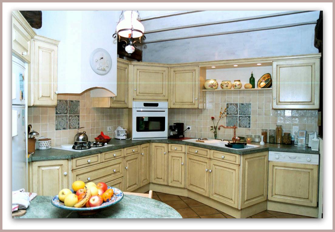 dise o y decoraci n de la casa la cocina rustica francesa