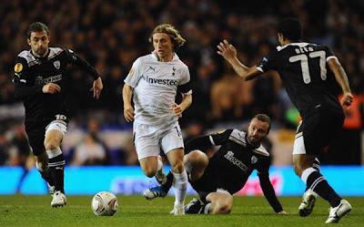 Tottenham Hotspurs 1 - 2 PAOK (2)