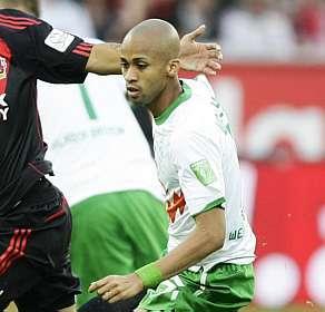 Wesley no Palmeiras
