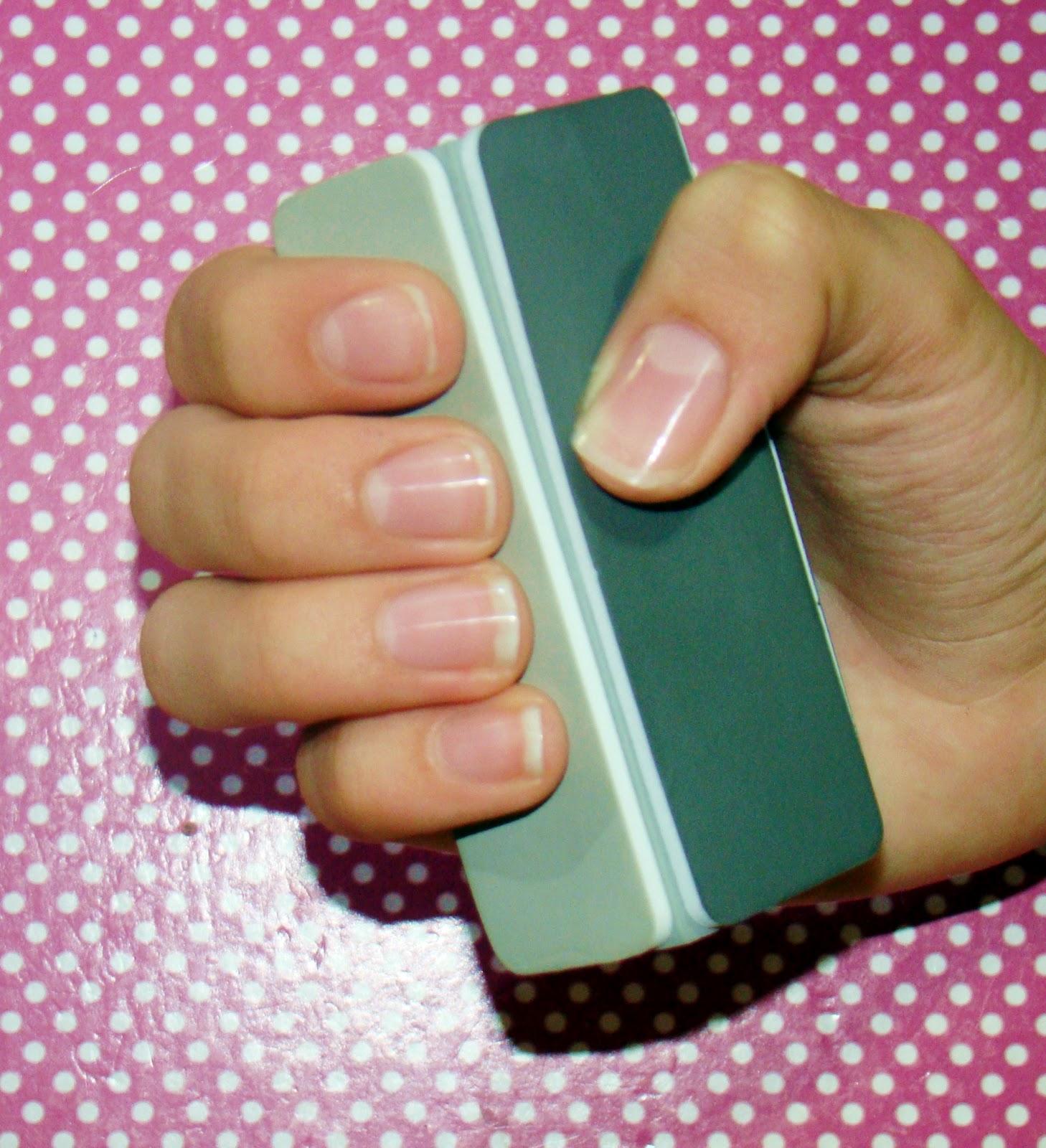 nail art nail Dicas para unhas bem polidas