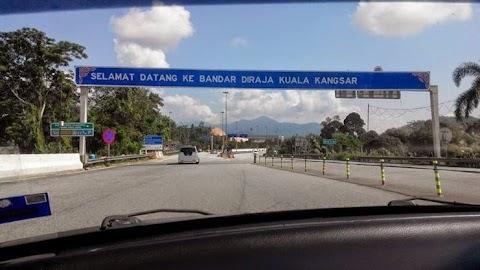 Shorttrip perak - penang : jjcm @ kuala kangsar