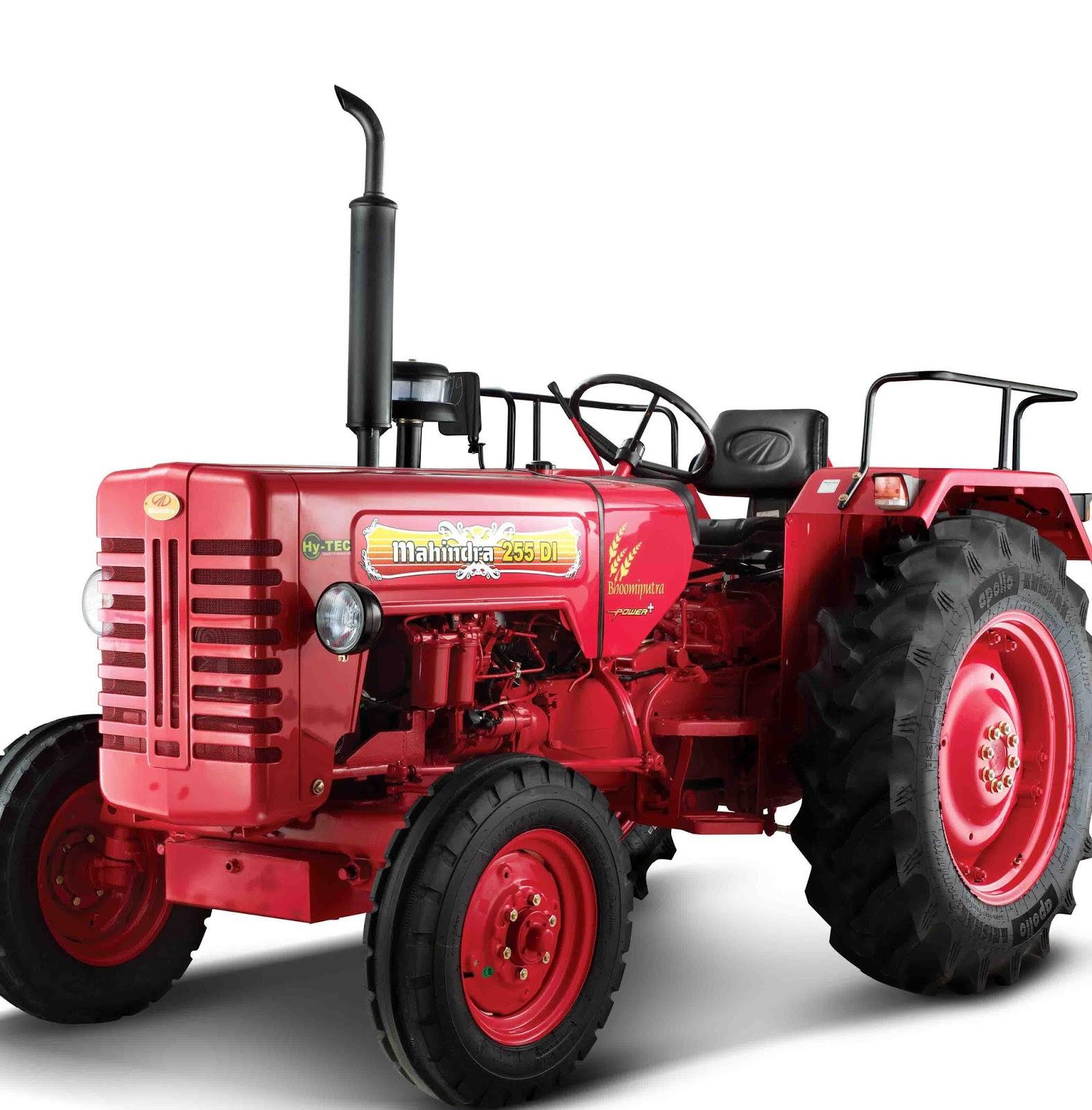 Mahindra 255 DI Power Plus Tractor, Price in India ...