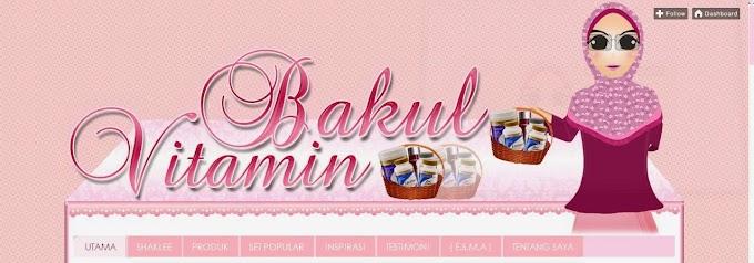 Tempahan Design Blog: Bakul Vitamin