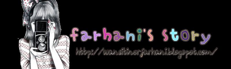 ! ♥✿ Farhani's Blog ✿♥ !