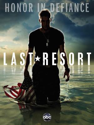Last Resort Season 1  – Update Episode 08