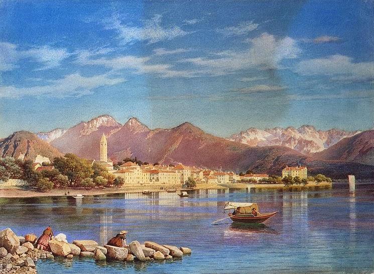 Akvarel.. - Page 5 View-of-Lake-Maggiore