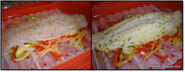 La cocina de toni filete de panga al microondas - Pescado al microondas facil ...