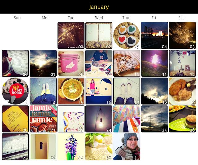 Collage fmsphotoaday Januar