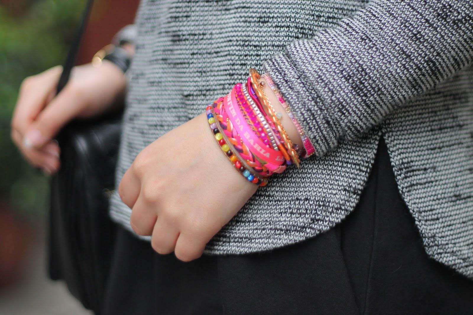 bracelet manchette hipanema