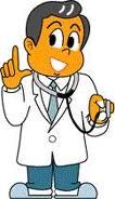 Gambar Doktor Kartun