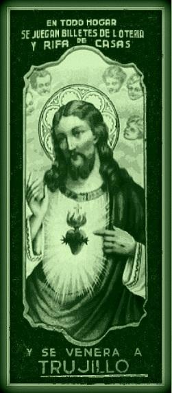Afiche de la Era de Trujillo