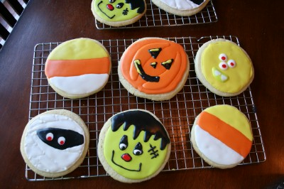 Soft Sugar Cookie Recipe: Halloween Style - Family Fresh Meals