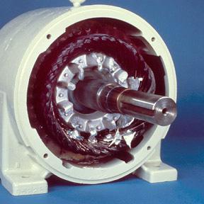 động cơ điện 3 pha chân đế mặt bích