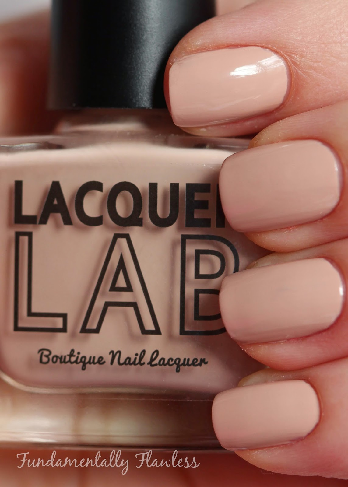 The Lacquer Lab Naked Ladies Collection Dita swatch