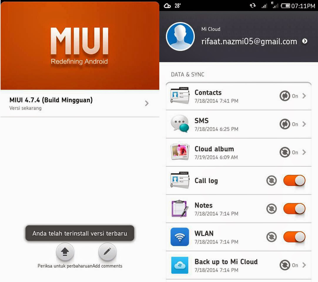 Install ROM MIUI di Evercoss A66A Elevate Y Terbaru | Feel Elegan!