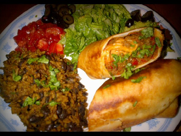 Beef Chimichanga Recipes Food Network