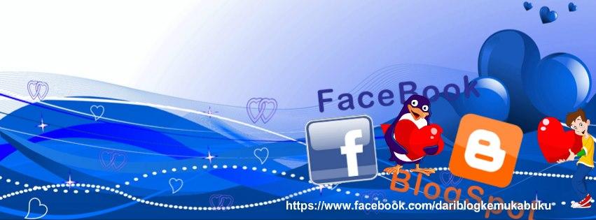 dari FaceBook ke BeLOG
