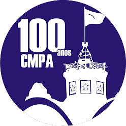 Logotipo do Centenário do CMPA