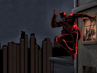 #4 Daredevil Wallpaper