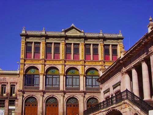 Teatro Fernando Calderón, Zacatecas
