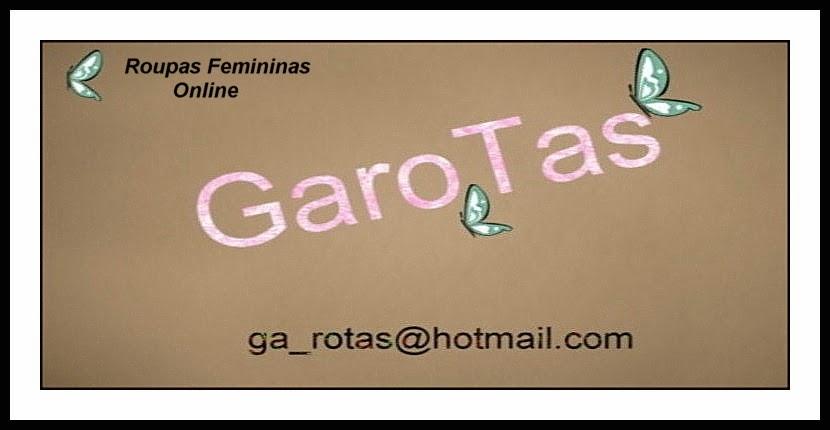 Venda de Roupas Femininas Online GaroTas