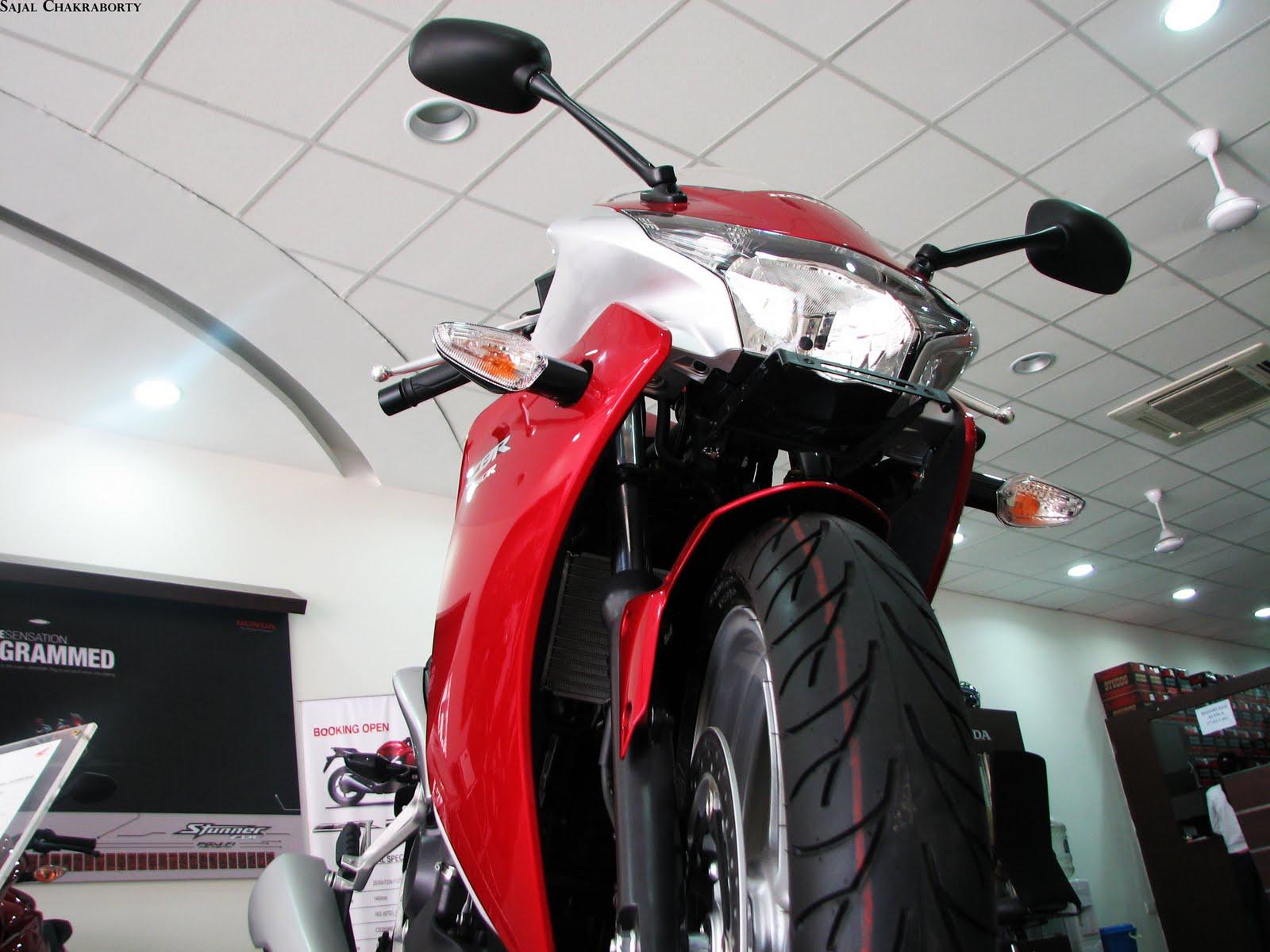 2011 Honda CBR 250R 3