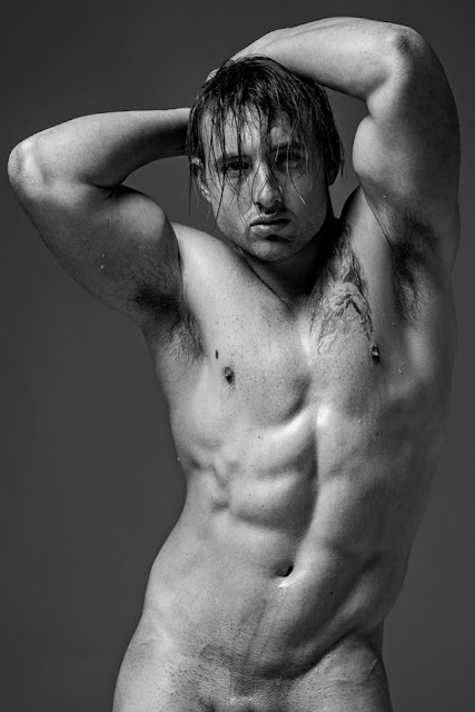 Picture About Male Model Jayce Allender with Photography by Hot Pixel Photography