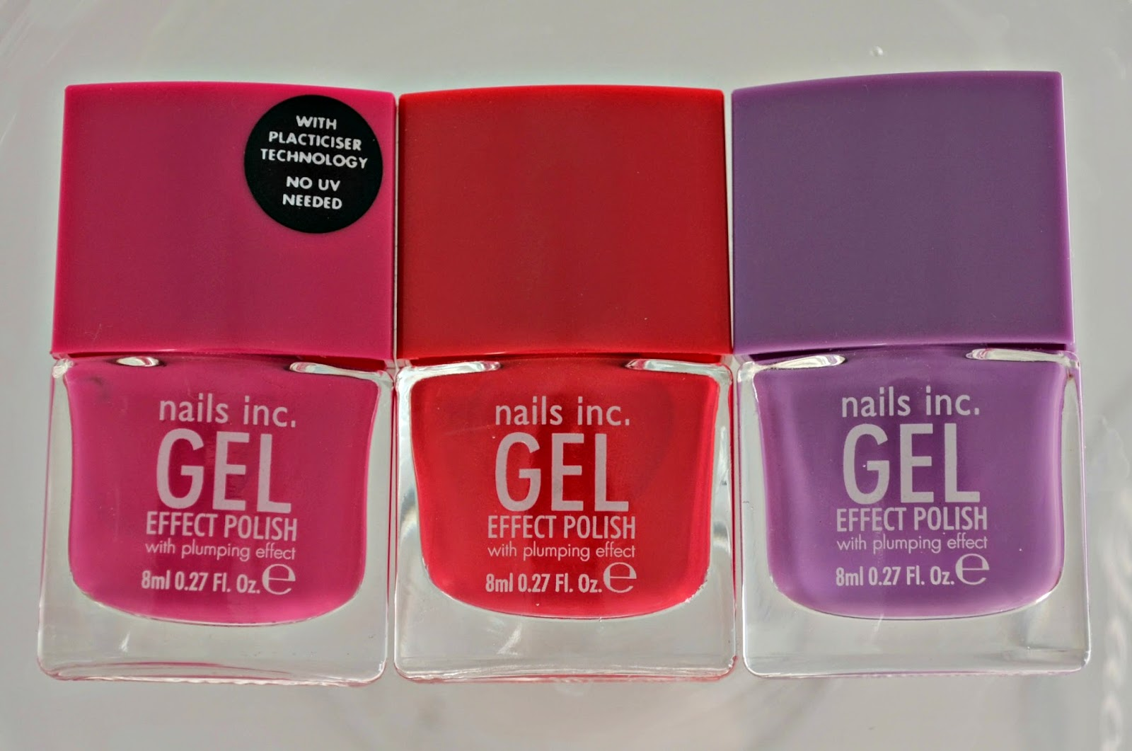 Mani Monday: Nails Inc Gel Summer Colours | Blog Me Beautiful