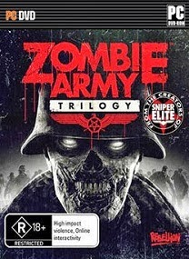 Download Zombie Army Trilogy PC Game Free