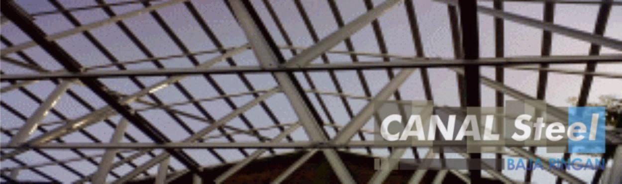 Kelebihan dan Keuntungan Rangka Atap dari Baja Ringan