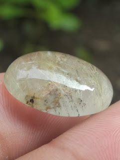 natural rutilated quartz