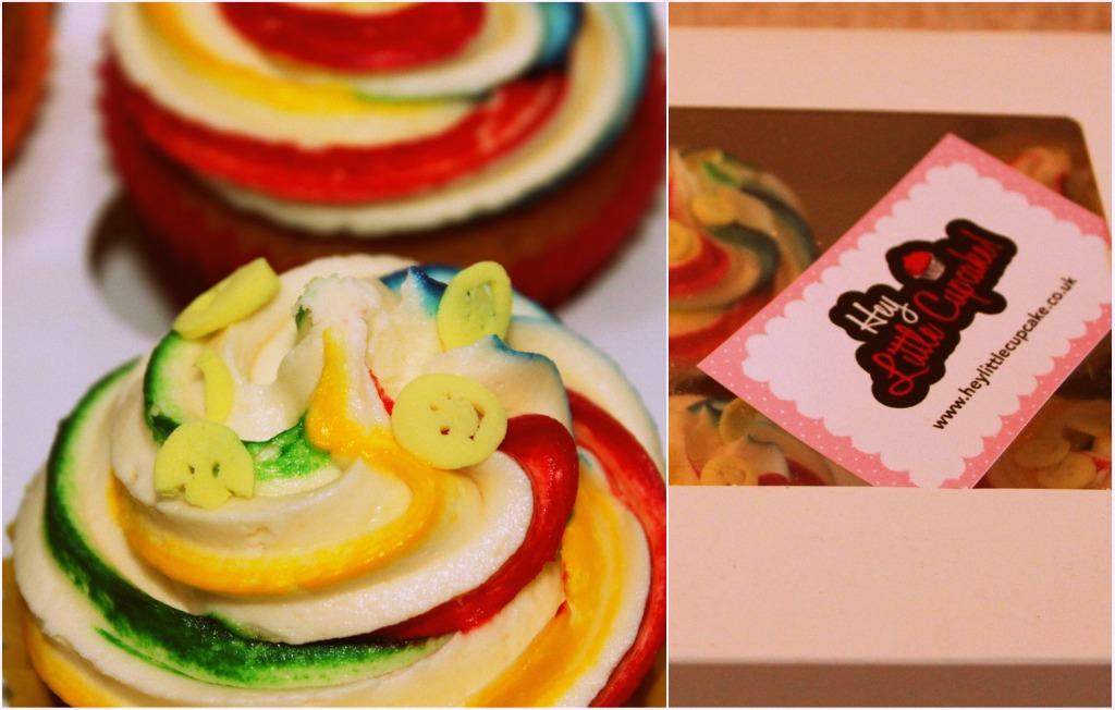 Mega Cupcake Decorating Ideas