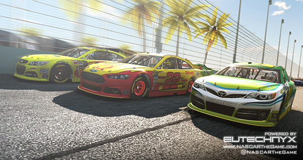 Nascar The Game 2013 - Screenshot 4