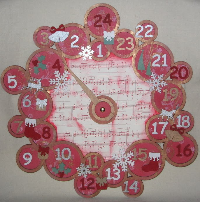 Advent Clock