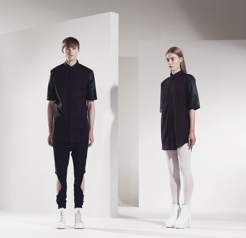 Odeur Plain Spring/Summer 2013 Collection Men/Women