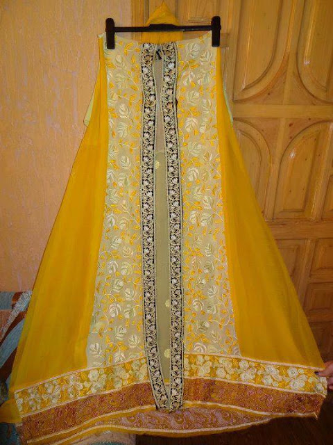 Images for Latest Embroidered Female Dresses For Wedding By Pakistani Designers | Pakistani female dress designs | Female dresses in Dubai | Pakistani women wear | Clothing in Pakistan