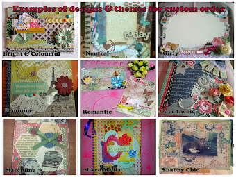 Sample themes for Custom Orders
