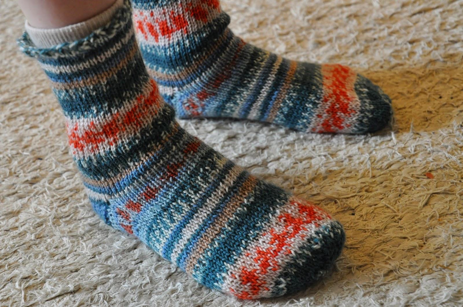 oppskrift sokker arne og carlos