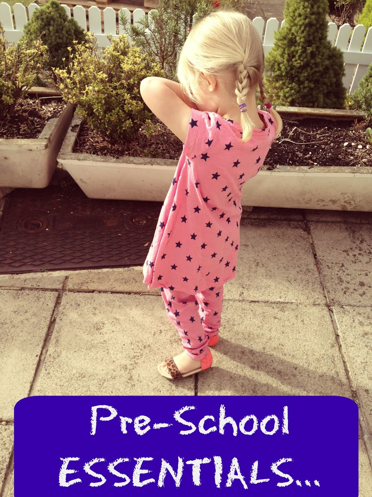 V. I. BUYS: Getting ready for Pre-School and some stylish little essentials!