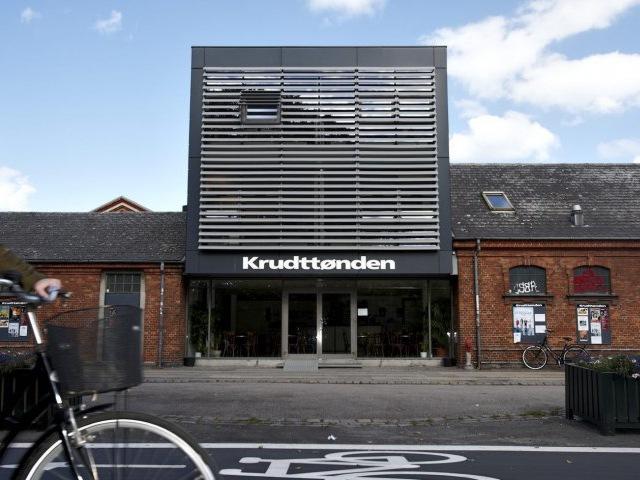 Krudttønden, Østerbro, København