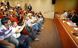 Governador do Rio se encontra com líderes comunitários no Palácio Guanabara