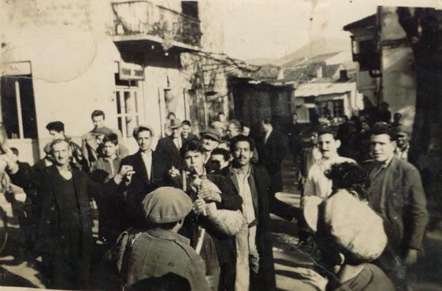 Γλέντι στη δεκαετία του 50