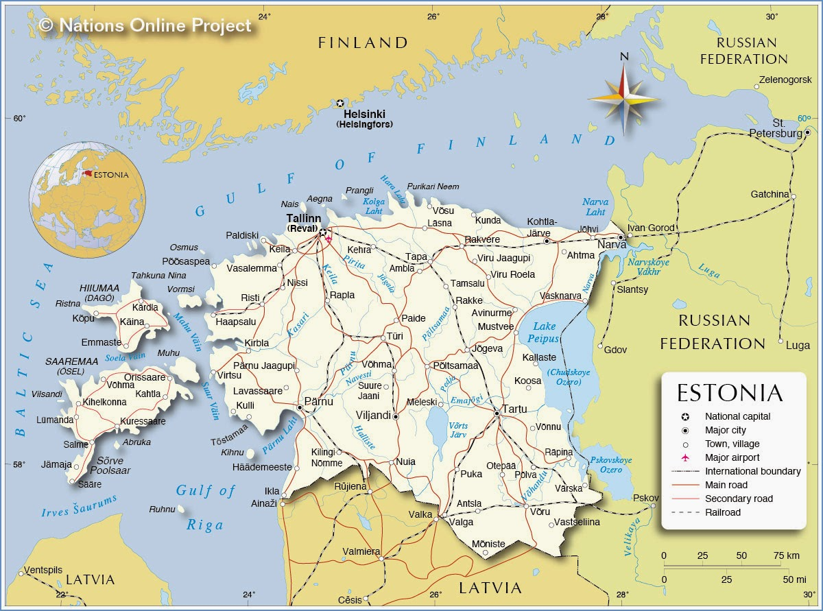Lets nailed the world estonia the most libertarian country in the the territory of estonia covers 45227 km2 and is influenced by a humid continental climate the capital and largest city is tallinn gumiabroncs Gallery